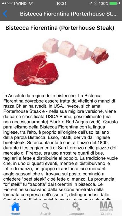 Beef Steak - Bistecche