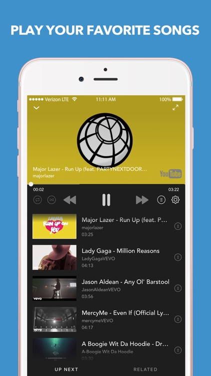 Musitube - Unlimited Videos & Music for YouTube