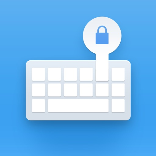 SecureKeyboard — File sharing, custom theme