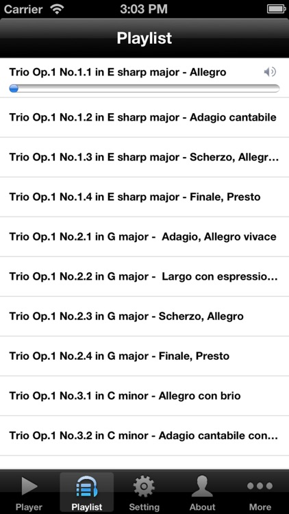 Beethoven Piano Trios screenshot-1