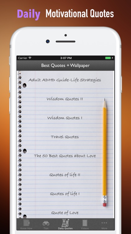 Adult ADHD Guide-Life Strategies screenshot-4