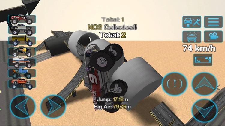 Truck Driving Simulator Racing Game screenshot-3