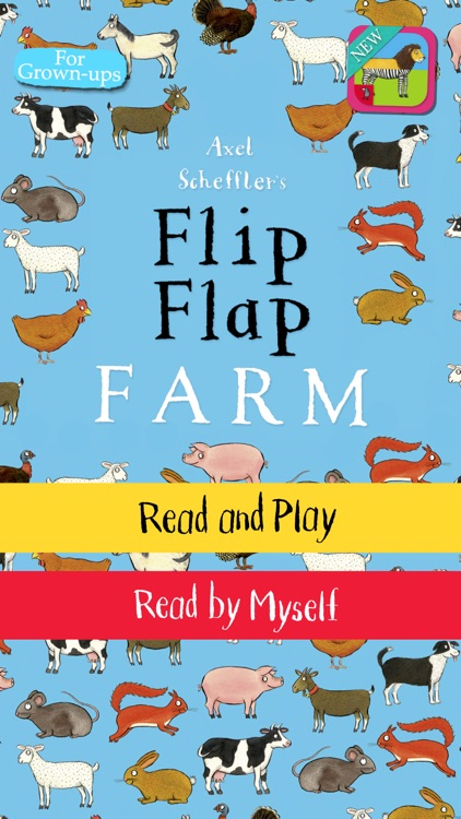 Axel Scheffler's Flip Flap Farm screenshot-0