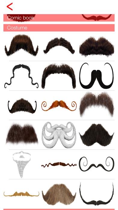 Mustache Beard Me Editor review screenshots
