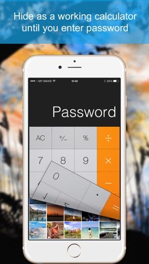Secret Calculator - Hide Photo Safe & Lock Video on the App