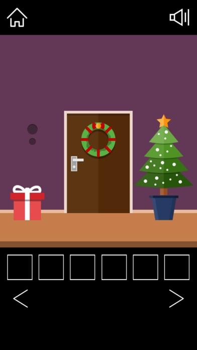 脱出ゲーム Christmasのスクリーンショット1