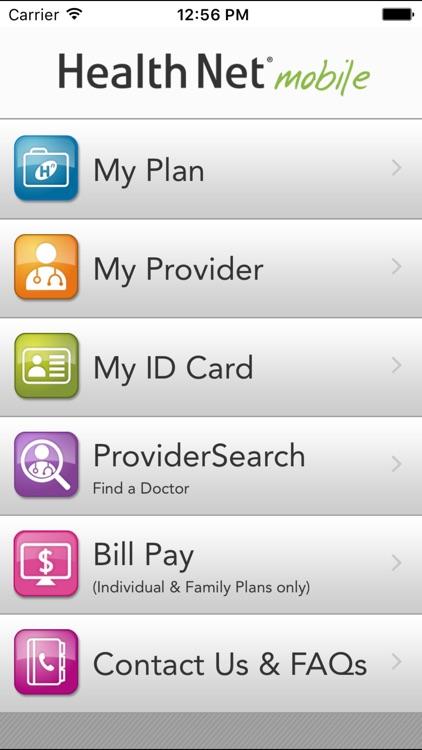 Health Net Mobile By Health Net Inc