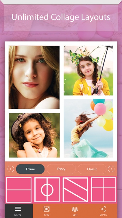 Foto Montage+:Pic Collage Maker & Photo Grid Frame