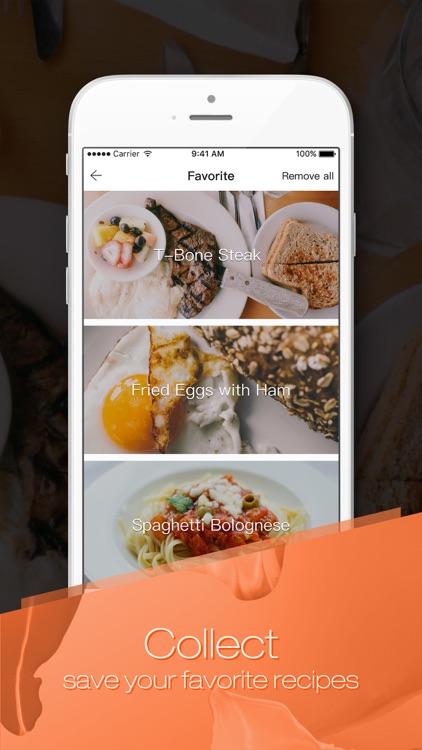 Recipes - Healthy Recipes & Cooking Recipes screenshot-4