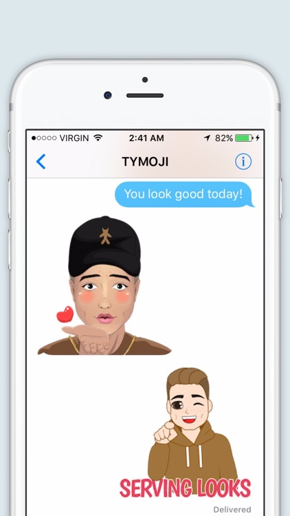 TyMoji screenshot-1