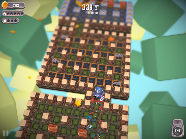 Tiny Bombers Screenshot