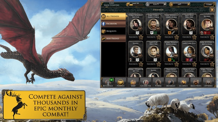 Game of Thrones Ascent screenshot-4