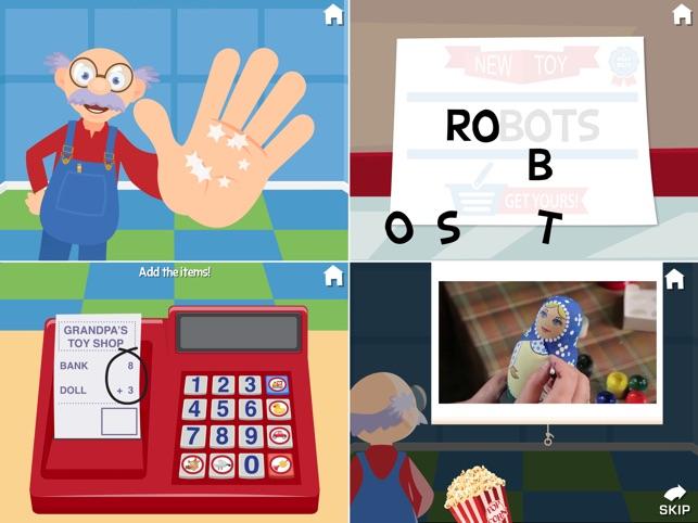 Opas Spielzeugladen Screenshot