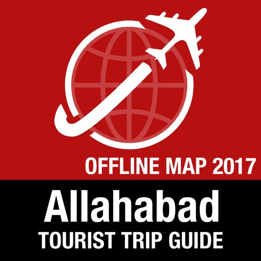Allahabad Tourist Guide + Offline Map