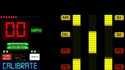 KR2000 - KITT / KARR Simulator by Jeremy Gold (iOS, United States