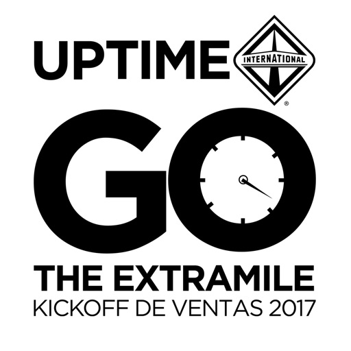 UPTIME GO THE EXTRAMILE 2017