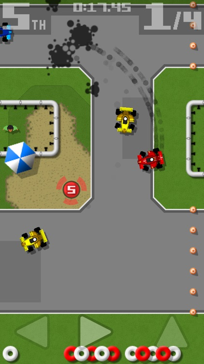 Retro Racing screenshot-1