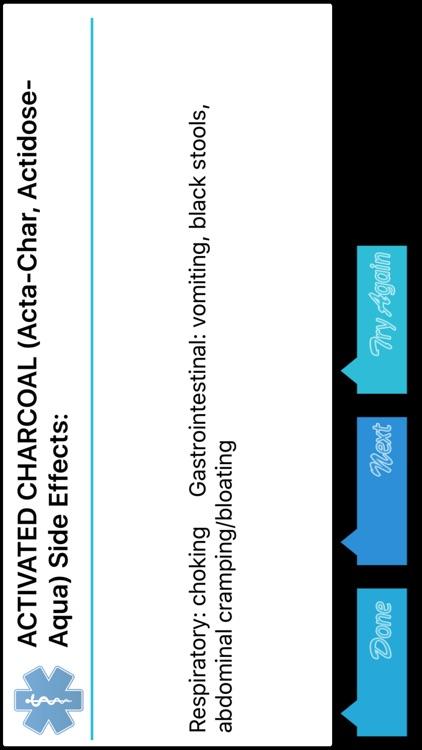 EMS Flashcards - Paramedic Drug List screenshot-3
