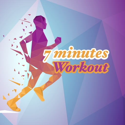 7 Minutes workout - get in shape in 10 moves iOS App