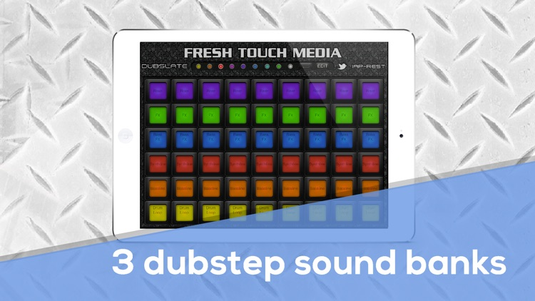 Dubstep DubSlate - Dubstep Pads