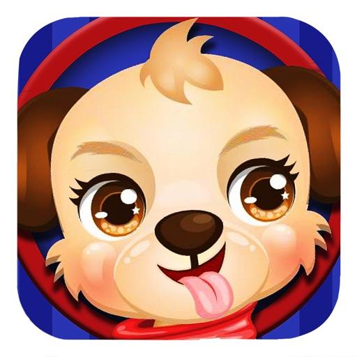 Cute pet-Royal princess puppy iOS App