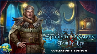 Spirits of Mystery: Family Lies - Hidden Object screenshot 5