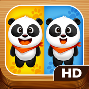 Spot the Difference HD - spot the differences in this photo hunt puzzle of hidden object games icon