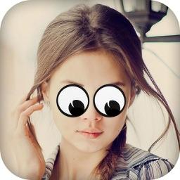 Googly Eye Camera Effect Photo Editor