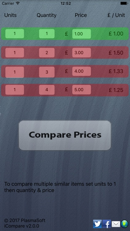iCompare Prices screenshot-3