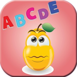 ABC Fruits Alphabets Kid Baby Differences Dotted