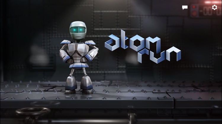 Atom Run screenshot-0