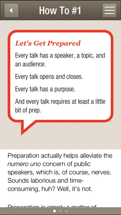 SmartMouth Public Speaking Toolkit screenshot-3