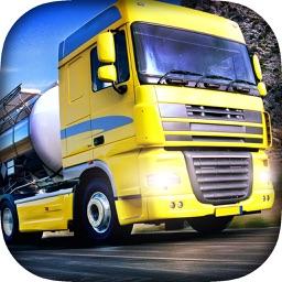 Truck Simulator - Parking & Driving Game