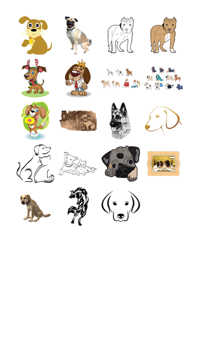 Dog Sticker Pack!