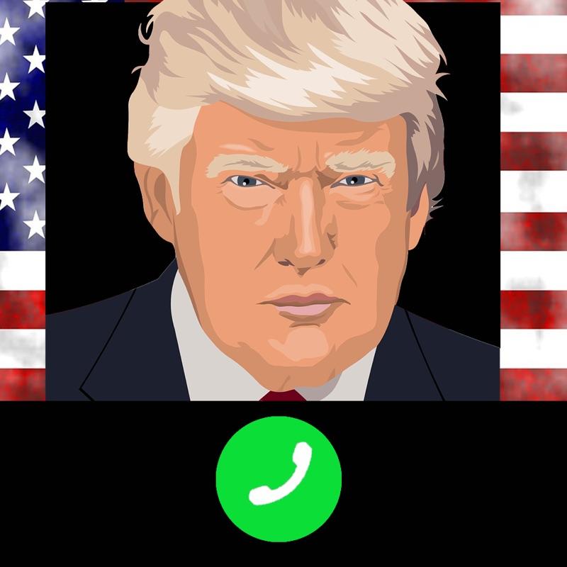 Donald Trump Call Prank : Fake Phone Call Hack Tool