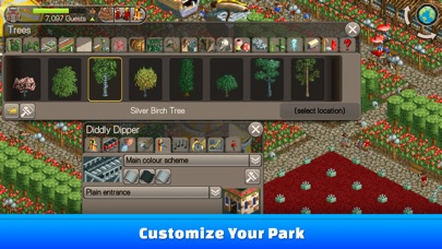 RollerCoaster Tycoon® Classic Screenshot 4