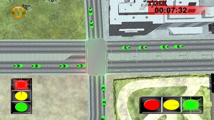 City Traffic Control 3D: Car Driving Simulator