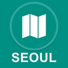 Seoul, Sudkorea : Offline-GPS-Navigation icon