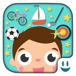 Nursery Games - Sports Edition