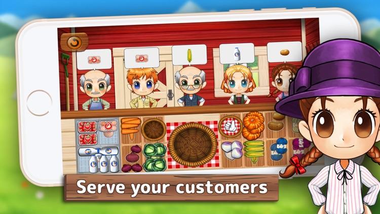 Harvest Moon: Lil' Farmers screenshot-4