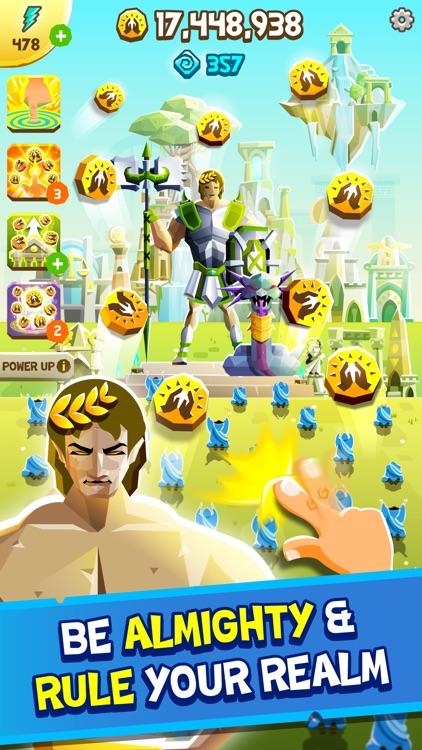 Almighty: Fantasy Clicker Game! screenshot-0
