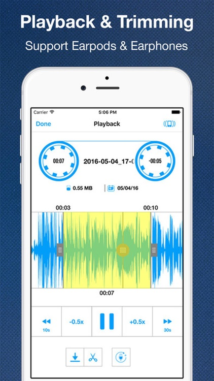 Recorder Pro - Audio & Voice Office Memo Recording