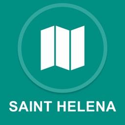 Saint Helena : Offline GPS Navigation