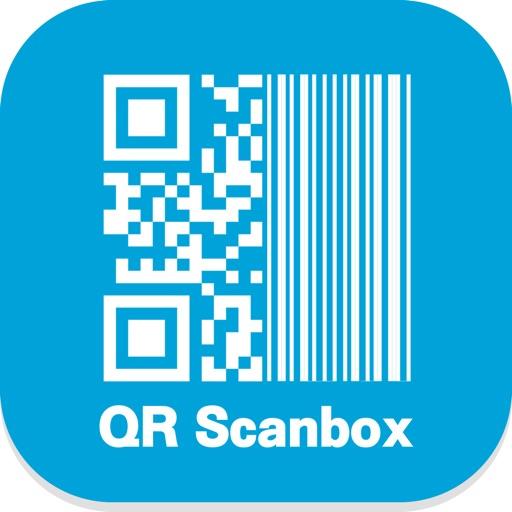 QR Scanbox - Free QRcode Barcode Reader Icon