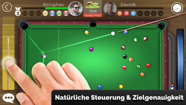 8 Ball - Kings of Pool Screenshot