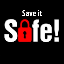 SaveItSafe! Save your personalinfo secure and safe