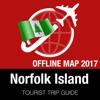 诺福克岛 旅游指南+离线地图