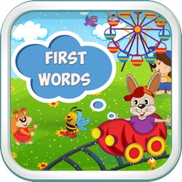 First Words English Game for Baby - Easy to Learn