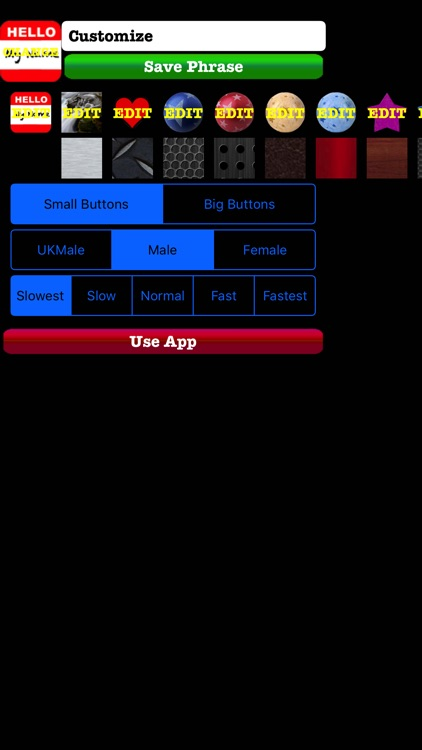 AutoVerbal PRO Talking Soundboard: Autism/Deaf TTS screenshot-3