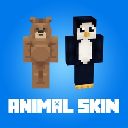 3D Animal Skins For MineCraft Pocket Edition